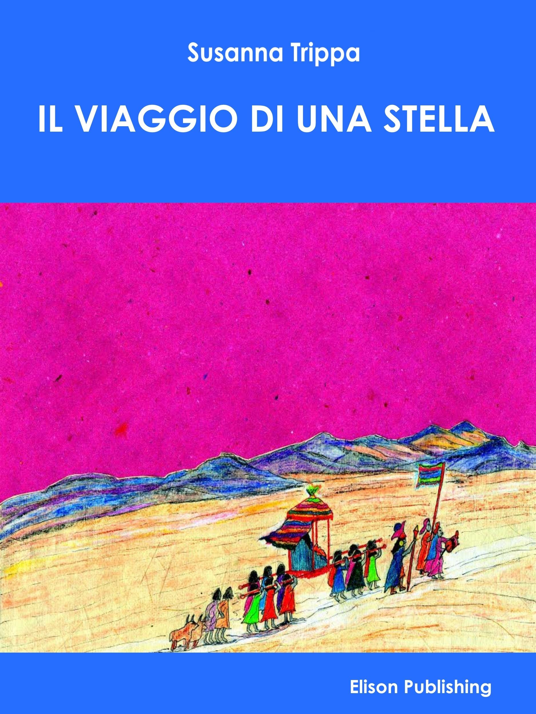 copertina IL VIAGGIO DI UNA STELLA